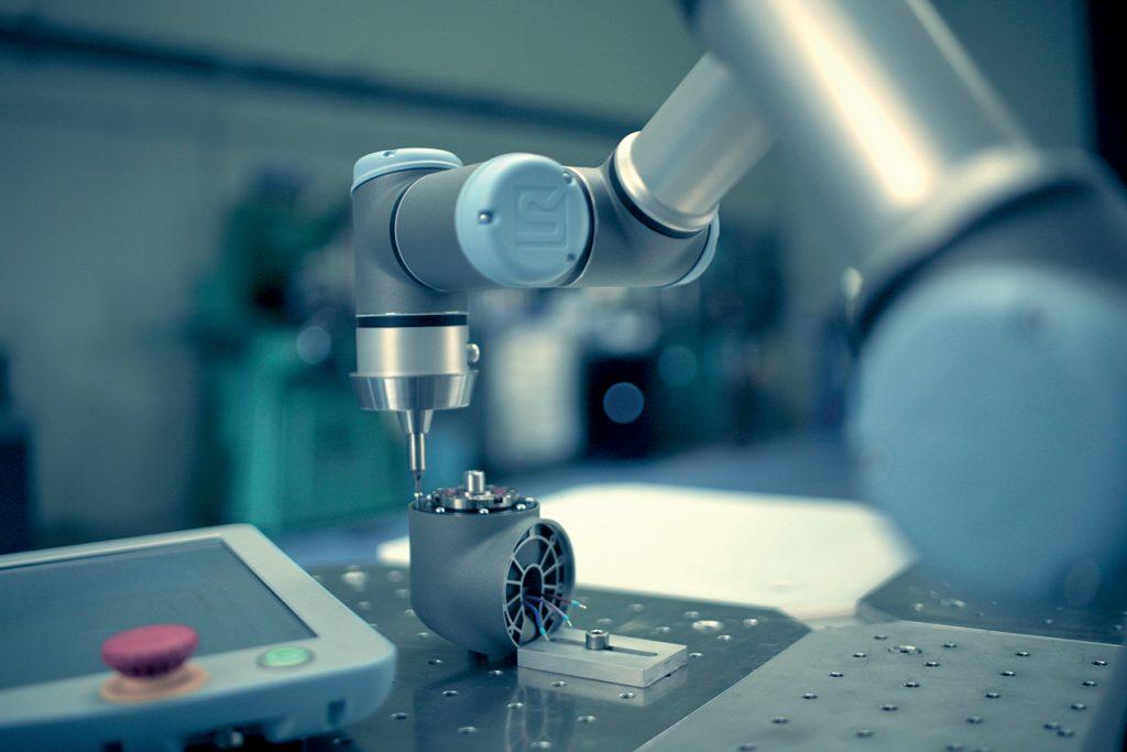 kollaborativ robot