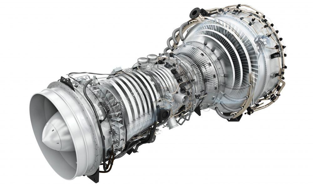 Siemens turbina