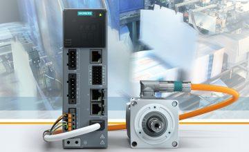 Siemens servo