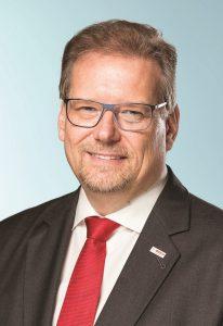 Daniel Korioth, a magyarországi Bosch csoport vezetője
