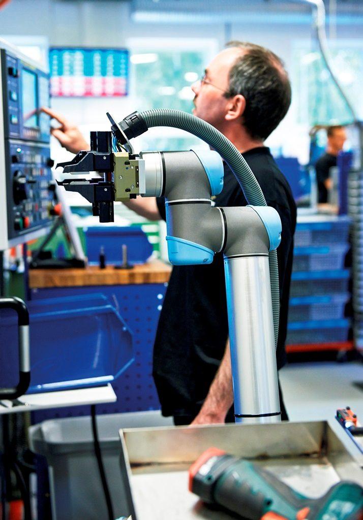 kollaboratív robot