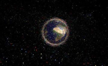 Már a Földnek is van gyűrűje – szemétből