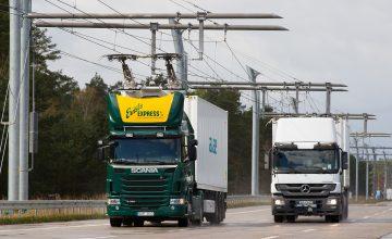 Villamosított autópálya Siemens