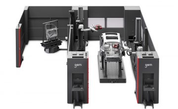 Optikai 3D méréstechnika
