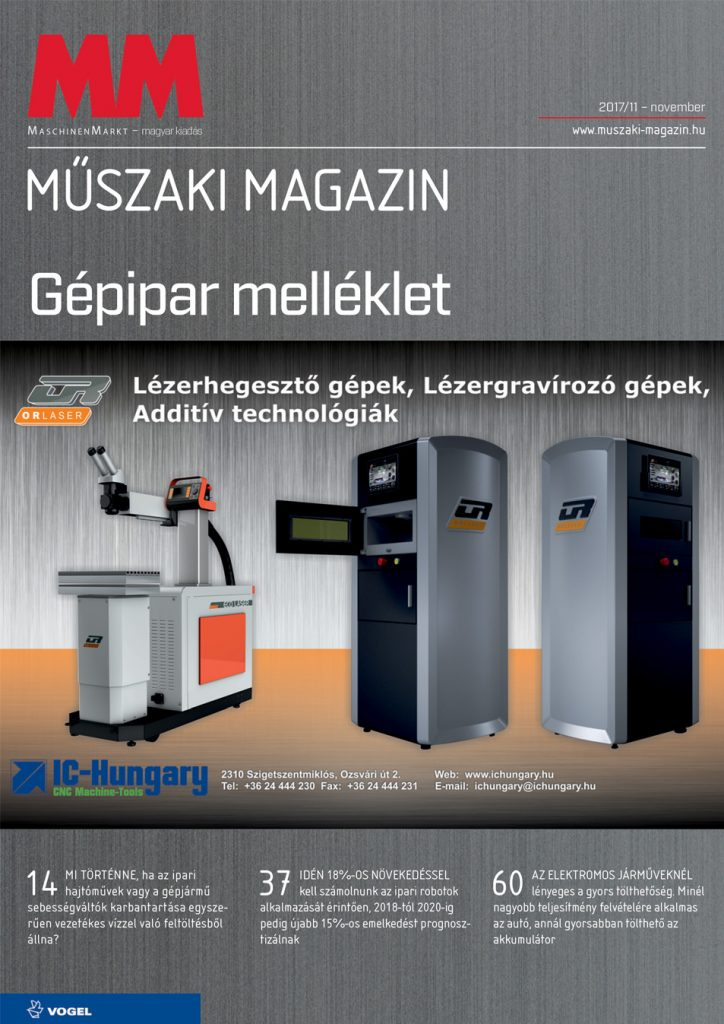 MM Műszaki Magazin 2017-11-november