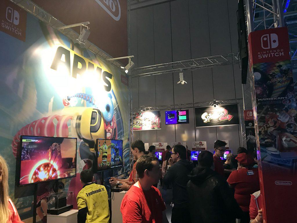 PlayIT játékkiállítás 2017