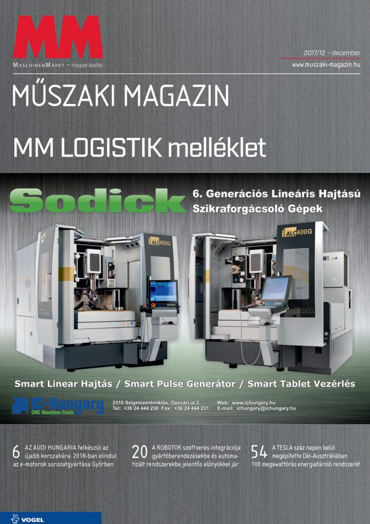 MM Műszaki Magazin 2017 12 december