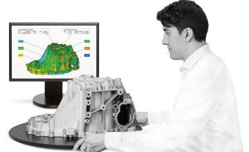 3D mérétechnika R-Design