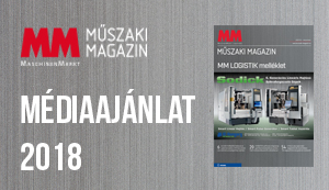 MM Műszaki Magazin Médiaajánlat 2018