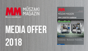 MM Muszaki Magazin media offer 2018