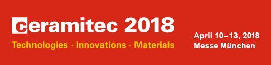 ceramitec 2018 kiállítás münchen