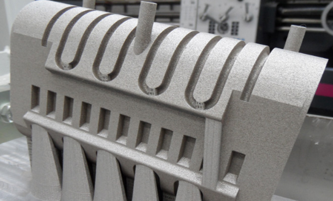 b5717734ea Fém 3D nyomtatás a Széchenyi István Egyetemen