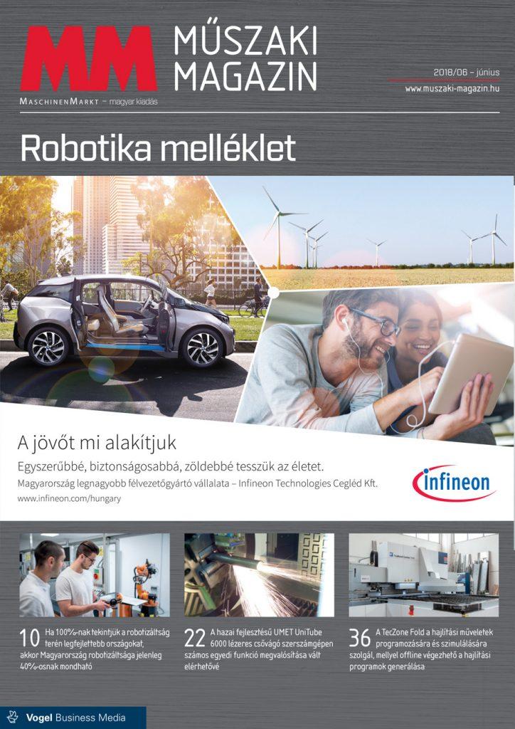 MM Műszaki Magazin 2018-6-június