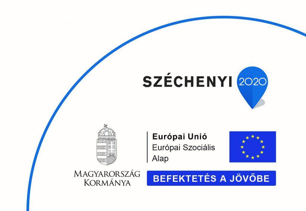 szechenyi2020 pályázat logo