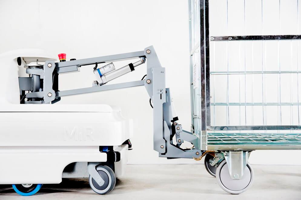 Autonóm mobil robotok