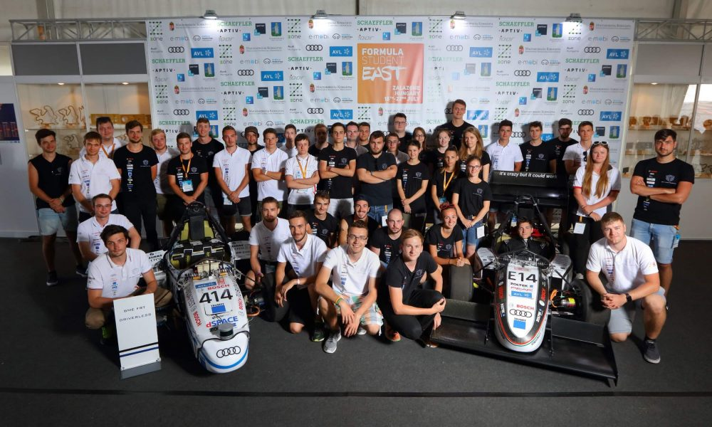 BME Formula Racing Team