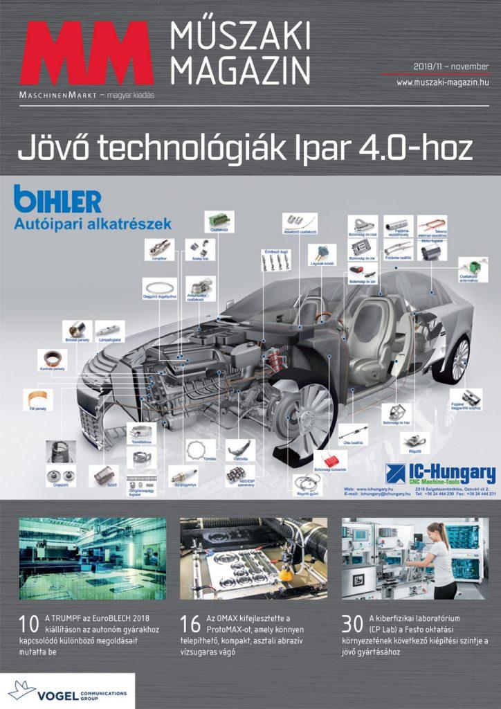 MM Műszaki Magazin 2018-11