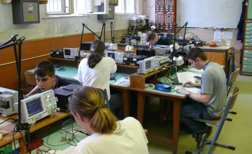 Elektronikai Konstrukciós