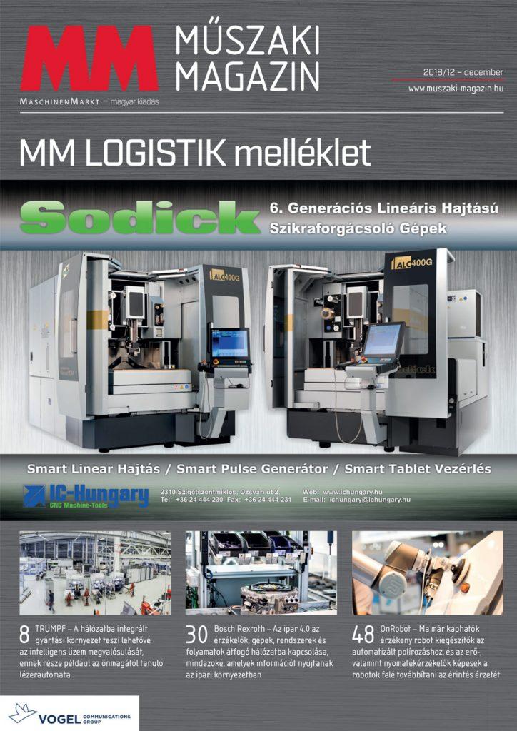 MM Műszaki Magazin 2018 12