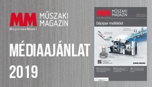 MM Műszaki Magazin Médiaajánlat 2019