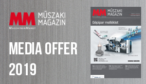 MM Muszaki Magazin media offer 2019