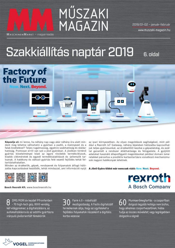 MM Műszaki Magazin 2019/1-2 lapszám