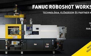 Fanuc Roboshot workshop 2019