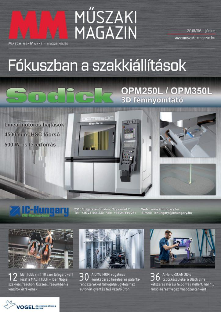 MM Műszaki Magazin 2019-6