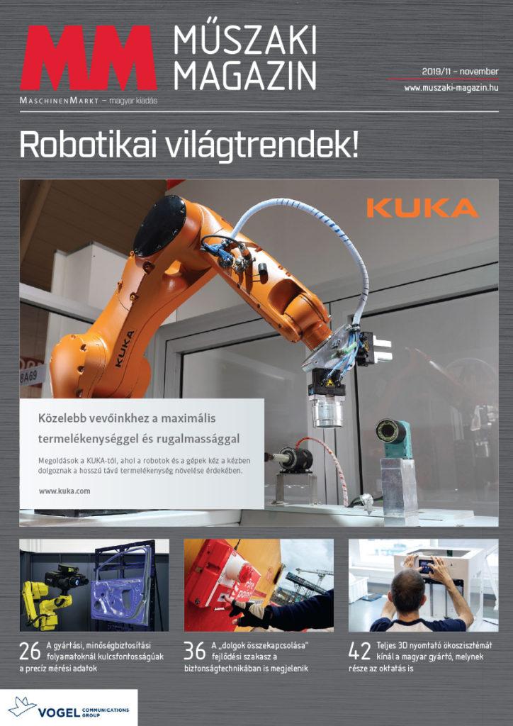 MM Műszaki Magazin 2019-11