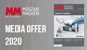 MM Muszaki Magazin media offer 2020