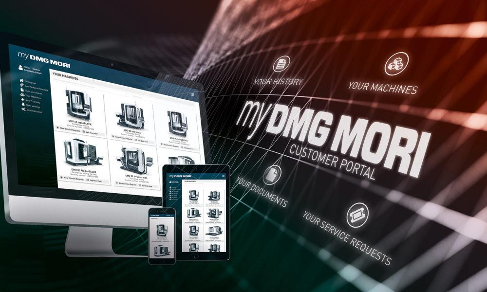 myDMG MORI
