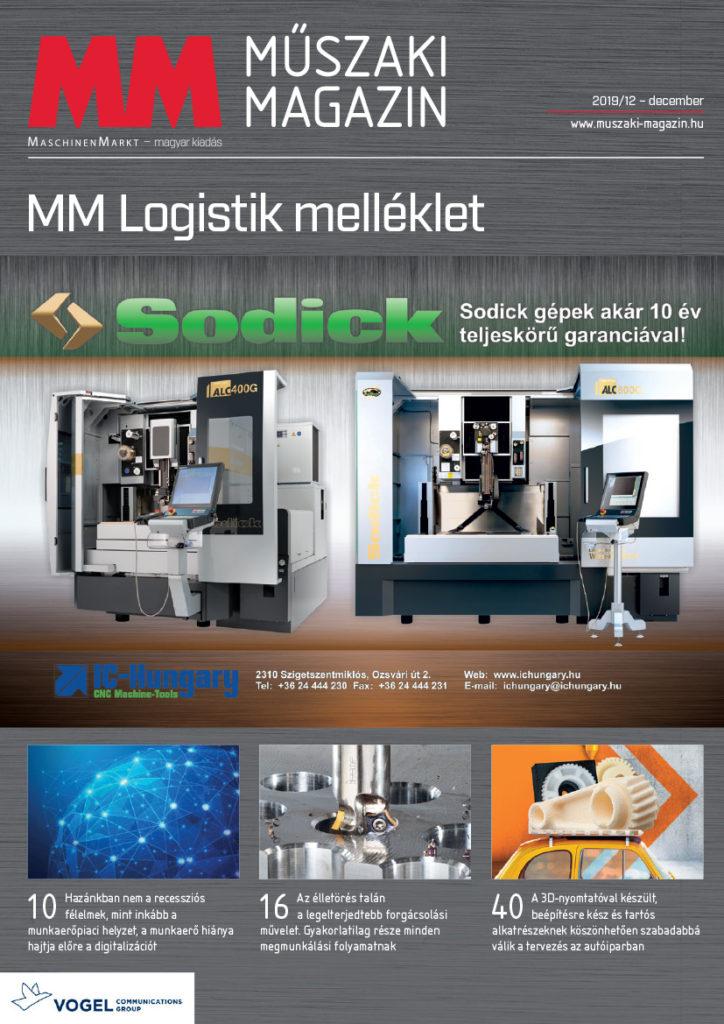 MM Műszaki Magazin 2019-12