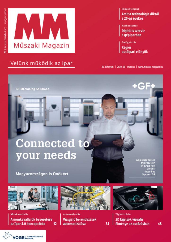 MM Műszaki Magazin 2020-3