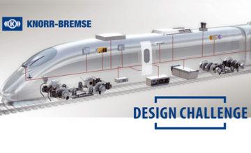 knorr bremse pályázat design challange 2020